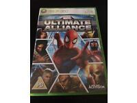 Marvel: Ultimate Alliance Xbox 360