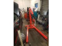 2 ton engine hoist sale / jack