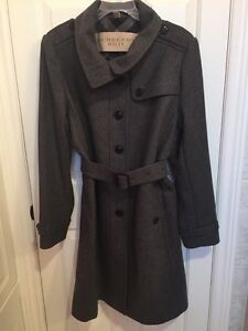 Women's wool coat. Burberry. New, with tags