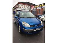 RENAULT SCIENCE (05) 1.6 PETROL AUTOMATIC +12 MONTH MOT