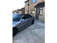 BMW, 3 SERIES, Convertible, 2004, Manual, 2494 (cc), 2 doors. 12 MONTHS MOT NO ADVISORIES