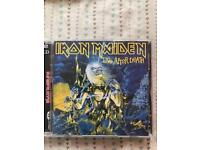 Iron Maiden Double CD - Live After Death (NEW)