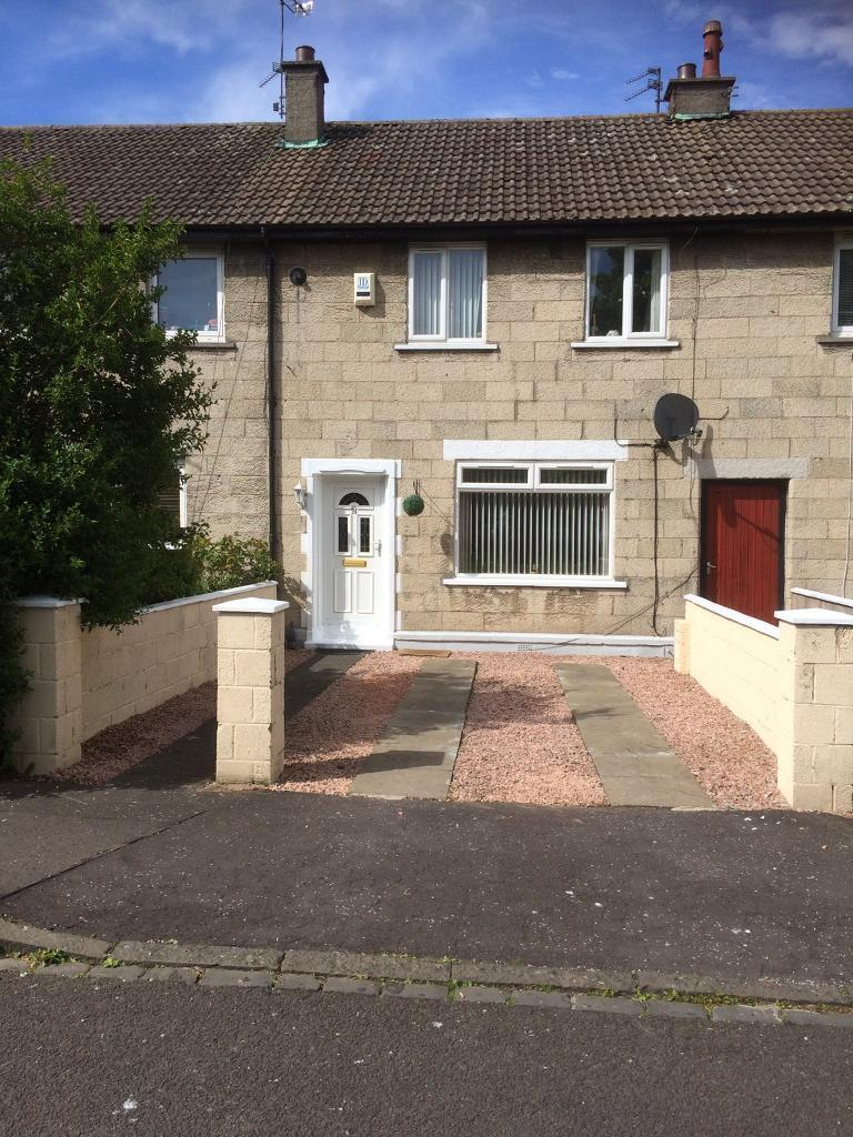 Two bedroom house Dundee