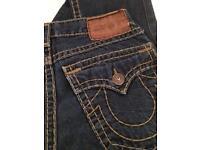 Men's true religion jeans.genuine..