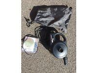 Mattress inflator (lighter socket powered)