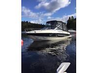 Bayliner 642 boat cabin cuddy