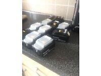 Makita 5amp batterys