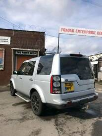 Landrover discovery TD V6 GS estate 2009 full service history