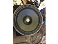 "Focal 40v2 16"" high end subwoofer"