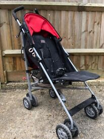 OBaby Sport Pushchair. Seat reclines. See description. Collect Totton