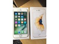 iPhone 6S Unlocked 16GB Gold Excellent condition