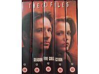 X-Files VHS Box Set (season 2-8)