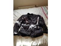 Texpeed Motorbike Jacket with Inner Lining & Pads - Ex Con