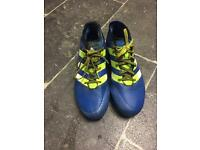 Size 8 adidas football boots