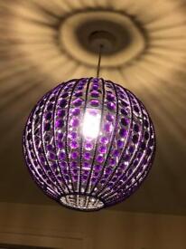 NEXT lamp shade