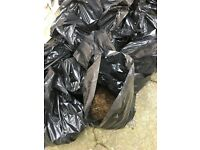 FREE Top soil bagged up