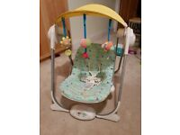 Chicco baby rocker / bouncer / swing automatic