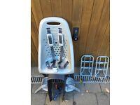 Yepp Maxi toddlers rear mounting bike seat
