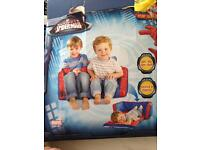 For sale mini spider man flip out sofa