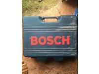 110v Bosch planer
