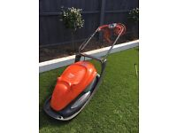 Lawn mower and trimmer used only 5 times!