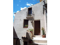 HOUSE FOR RENT IN BADOLATO VILLAGE (CZ)