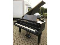 Cramer black baby grand piano |Belfast Pianos|Free Delivery|