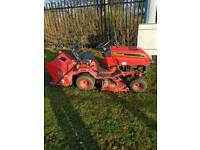 Ride on lawnmower westwood t1300