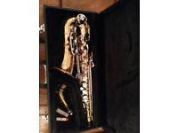 saxophone Selmer bundy II
