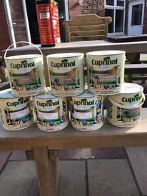 Cuprinol Garden Shades - Forest Mushroom