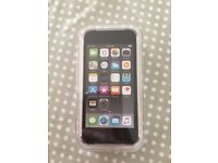 UNBOXED IPod touch brand new unwanted present. 32gb grey 6th generation