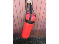 Boxing punch bag (junior)
