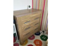 Nursery Furniture Set - Bordeaux - Very Good Condition