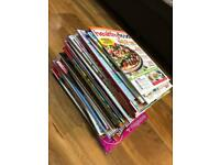 37 cooking and home magazines