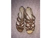 Sandals size UK6