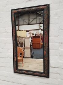 Vintage Wall Mirror (DELIVERY AVAILABLE)