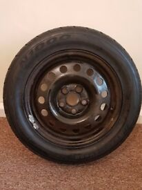 R16 Spare Tyre for SEAT ALHAMBRA 1.9 TDi 2004
