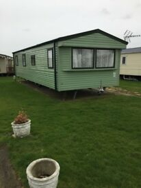 2016 used Willerby Mistral looking for long term rent on Sheerness on holiday park