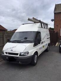 Ford Transit - Spares/Repair 2 owners from new £690 ONO