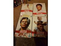Dexter season 1 to 4
