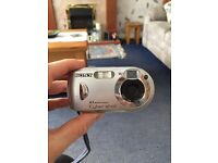 Sony cyber shot 4.1 megapixel camera