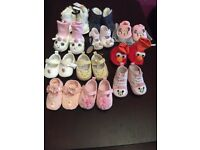 Baby bundle of shoes, all new and not used.