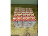 Agfa Vista Colour film 50 rolls COLLECTION ONLY