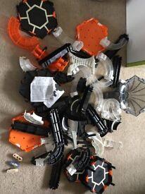 Hexbug set and 3 bugs