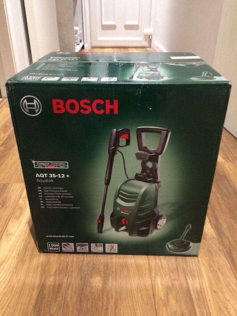 Bosch 1500w Pressure Washer