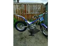 Sherco trial bike 250cc