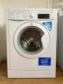 Indesit IWE 71451 Washing Machine, 7kg load, A+ Energy rating