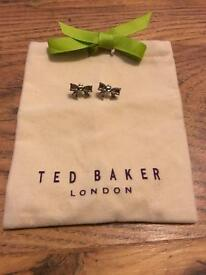 Ted Baker bow studs