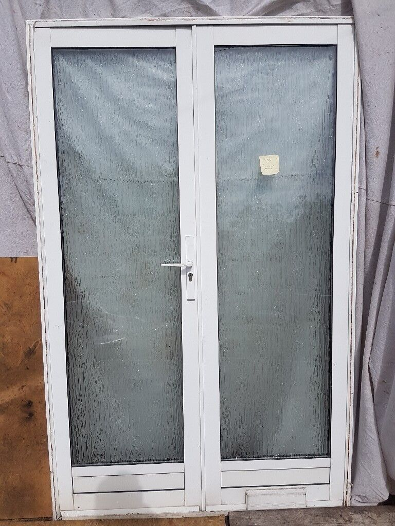 Double doors double glazed | in Falkirk | Gumtree