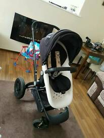 Movix Mother care Buggy